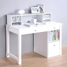 white wood office furniture. Contemporary Office Narrow White Desk With Drawers Glamorous Desks  Design Lovely Student Office  On Wood Furniture E
