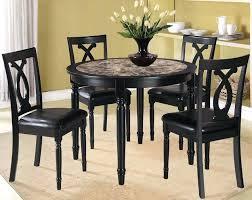 small round wood kitchen table impressive black wood dining table and chairs black dining table sets