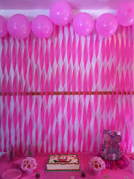 beautiful ways to decorate with streamers for special occasions 2
