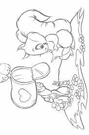 Kleurplaat Eekhoorntjes Kleurplaten En Zo Kleurplaten Van Eekhoorn
