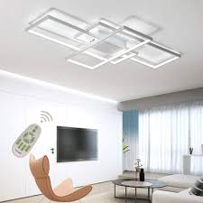 Led Ceiling Light Dimmable Living Room Kitchen Island Table Light