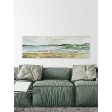 horizontal wall art wall decor