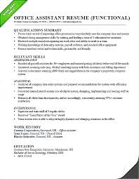 When Is A Functional Resume Advantageous. what functional resume snapshot  studiootb