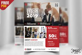 010 Template Ideas Free Corporate Business Flyer Design Psd
