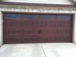 16 garage door fabulous find out ideal material for 16 7 garage door home