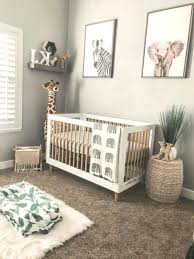 safari themed nurseries jungle