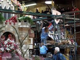 Rose Bowl Float Decorating Rules An Insider's Look At 100 Rose Parade Float Decorating 8