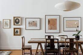 Not everyone has a dedicated dining room. 20 Dining Room Wall Decor Ideas 20 Photos