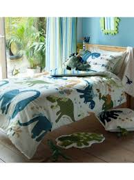 catherine lansfield dino bedding collection multi