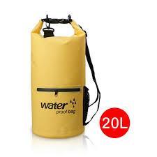 <b>10L</b> 20L River Trekking Bag Double Swimming Waterproof Bags Dry ...
