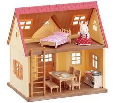sylvanian families living room set. sylvanian families cosy cottage home living room set