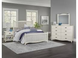 American Maple Bedroom Collection -Dusky White - Francis Furniture ...