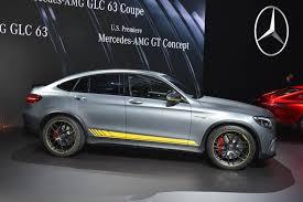 New York 2017: Mercedes-AMG GLC 63 - GTspirit