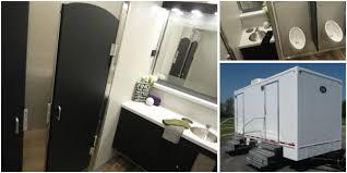 New York Restrooms Mobile Restroom Trailer Rentals New York Extraordinary Trailer Bathroom Rental