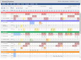 How To Make Schedules For Employees Flexible Employee Scheduling Software Scheduleanywhere
