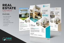 real estate business flyer template flyer templates on creative real estate business flyer template flyer templates on creative market