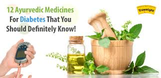 12 Ayurvedic Medicines For Diabetes That You Should