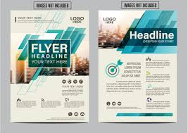 Green Annual Report Cover Page Layout Design Template