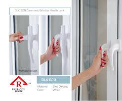 casement window lock