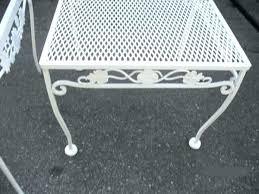 wrought iron vintage patio furniture. Aluminum Patio Furniture Vintage My Apartment Story Wrought Iron Sets