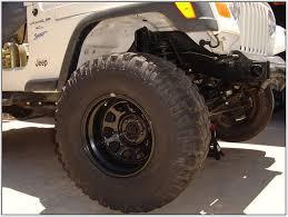 2016 Jeep Wrangler Bolt Pattern