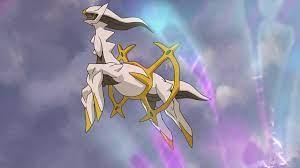 Arceus (M12) - Bulbapedia, the community-driven Pokémon encyclopedia