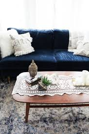 boho style furniture. boho coffee table styling with urban outfitters furniture living room decor eclectic space style apartment