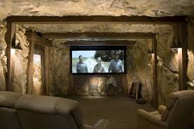 Movie Themed Living Room Mine Themed Home Theater Design Ideas Pictures Home Theaters