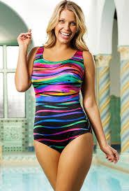 Longitude Swimwear Size Chart Criss Cross In The Back Longitude Heatwave X Back Swimsuit