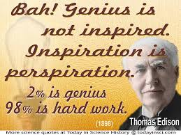 Thomas Edison Quotes Inspiration Thomas Edison Quotes 48 Science Quotes Dictionary Of Science