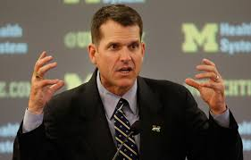 Harbaugh S Attacking This Day With Enthusiasm Unknown To Mankind