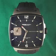 Momo Design Titanium Watch Pre Owned Momo Design Meccanico Limited Edition 003 For Sale