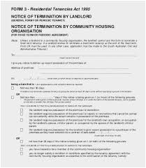 How Do You Make A Lease Agreement Classy Notice Of Termination Of Lease Agreement By Landlord Good Make A