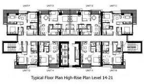 Large Restaurant Floor Plan  Image Taken From Floor Plan Manual    High Rise Building Floor Plans