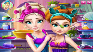 stardoll makeup tutorial disney frozen game princess elsa and anna real makeover make up dress games for gir