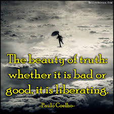 Truth Is Beauty Quote Best of Beauty Is Truth Truth Beauty Youth Times