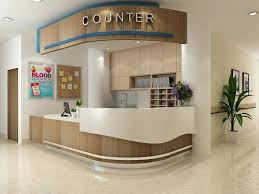 office counter design. Interesting Office Dental Office Reception Counter Design Latest Front  Desk Joinery Throughout
