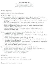 Example Of Cna Resume Resumes Samples Sample Resume Objective ...