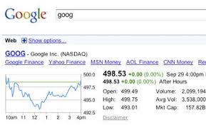 Google Stock Quote