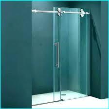 frameless sliding shower doors sliding glass shower doors sliding glass frameless sliding shower doors