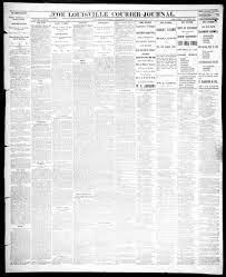 Maybe you would like to learn more about one of these? Louisville Courier Journal Louisville Ky Daily 1868 11 23