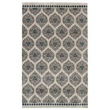 mohawk home bethania blue indoor area rug common 8 x 10 actual