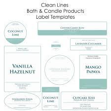 Free Soap Labels Candle Labels Biz Starter Kit Free Label