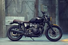 triumph bonneville t100 by bunker bike exif