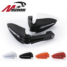 motorcycle accessories hand guards motocross universal plastic 22mm for yoshimura hayabusa hypermotarod buell ktm