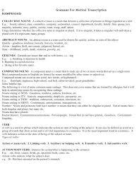 Medical Transcription Editor Cover Letter Sarahepps Com