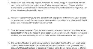 The Iliad Study Guide   Course Hero