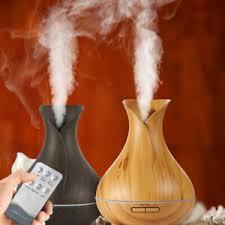 <b>400ml Aroma Essential Oil</b> Diffuser Ultrasonic Air Humidifier 7LED ...