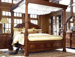 Wood Canopy Bed Frame Interior Affordable Canopy Beds The That I ...