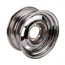 Speedway Steel Gm Style 15 Inch Rally Track Wheel 6 On 5 5 Inch